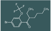 1-(4-bromo-2-(trifluoromethoxy)phenyl)-2-ethylhexan-1-one