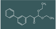 3-Biphenyl-3-yl-1,1-diethoxypropan-2-one