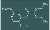 3-(2,5-Dimethoxyphenyl)-1,1-diethoxypropan-2-one