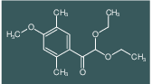 2,2-Diethoxy-1-(4-methoxy-2,5-dimethylphenyl)ethanone