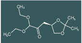 3-(2,2-Dimethyl-[1,3]dioxolan-(S)-(-)-4-yl)-1,1-diethoxypropan-2-one