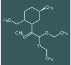 2,2-Diethoxy-1-(2-isopropyl-5-methylcyclohexyl)ethanone