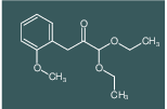 1,1-Diethoxy-3-(2-methoxyphenyl)propan-2-one