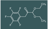 1,1-Diethoxy-3-pentafluorophenylpropan-2-one