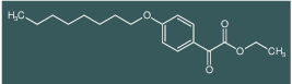 (4-Octyloxyphenyl)oxoacetic acid ethyl ester