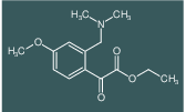 (2-Dimethylaminomethyl-4-methoxy-phenyl)-oxo-acetic acid ethyl ester