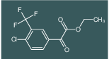 (4-Chloro-3-trifluoromethyl-phenyl)-oxo-acetic acid ethyl ester