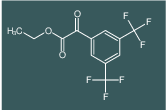 (3,5-Bis-trifluoromethyl-phenyl)-oxo-acetic acid ethyl ester