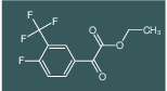 (4-Fluoro-3-trifluoromethyl-phenyl)-oxo-acetic acid ethyl ester