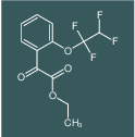 Oxo-[2-(1,1,2,2-tetrafluoro-ethoxy)-phenyl]-acetic acid ethyl ester