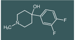 4-(3,4-DIFLUOROPHENYL)-4-HYDROXY-1-METHYLPIPERIDINE