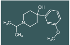 4-HYDROXY-4-(3-METHOXYPHENYL)-1-ISO-PROPYLPIPERIDINE