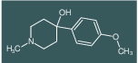 4-(4-METHOXYPHENYL)-1-METHYLPIPERIDIN-4-OL