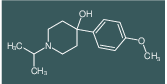4-HYDROXY-4-(4-METHOXYPHENYL)-1-ISO-PROPYLPIPERIDINE
