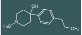 4-HYDROXY-4-(4-N-PROPYLPHENYL)-1-METHYLPIPERIDINE