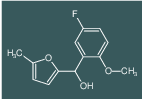 (5-FLUORO-2-METHOXYPHENYL)(5-METHYLFURAN-2-YL)METHANOL