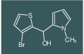 3-BROMO-2-THIENYL-(1-METHYL-2-PYRROLYL)METHANOL