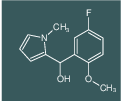 3-FLUORO-6-METHOXYPHENYL-(1-METHYL-2-PYRROLYL)METHANOL