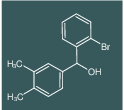 (2-BROMOPHENYL)(3,4-DIMETHYLPHENYL)METHANOL