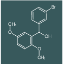 (3-BROMOPHENYL)(2,5-DIMETHOXYPHENYL)METHANOL