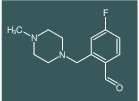 4-FLUORO-2-[(4-METHYLPIPERAZINO)METHYL]BENZALDEHYDE