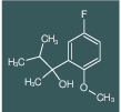 2-(3-FLUORO-6-METHOXYPHENYL)-3-METHYL-BUTAN-2-OL