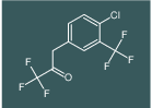 3-(4-Chloro-3-trifluoromethyl-phenyl)-1,1,1-trifluoro-propan-2-one