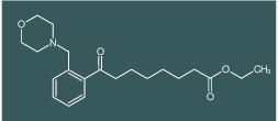 Ethyl 8-[2-(morpholinomethyl)phenyl]-8-oxooctanoate