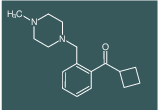 cyclobutyl 2-(4-methylpiperazinomethyl)phenyl ketone
