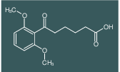 6-(2,6-Dimethoxyphenyl)-6-oxohexanoic acid