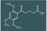 5-(2,4,5-trimethoxyphenyl)-5-oxovaleric acid