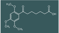 7-(2,4,5-trimethoxyphenyl)-7-oxoheptanoic acid