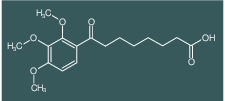 8-(2,3,4-trimethoxyphenyl)-8-oxooctanoic acid