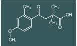 2,2-Dimethyl-4-(4-methoxy-2-methylphenyl)-4-oxobutyric acid