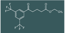 ethyl 5-(3,5-ditrifluoromethylphenyl)-5-oxovalerate
