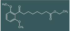ethyl 8-(2,6-dimethoxyphenyl)-8-oxooctanoate