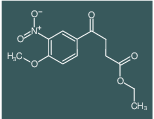 Ethyl 4-(4-methoxy-3-nitrophenyl)-4-oxobutyrate