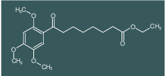 Ethyl 8-(2,4,5-trimethoxyphenyl)-8-oxooctanoate