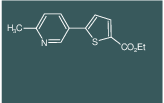 Ethyl 5-(6-methylpyridin-3-yl)thiophene-2-carboxylate